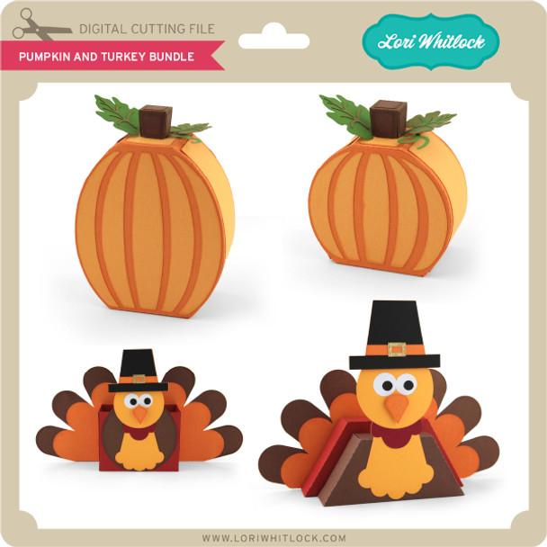 Pumpkin and Turkey Bundle