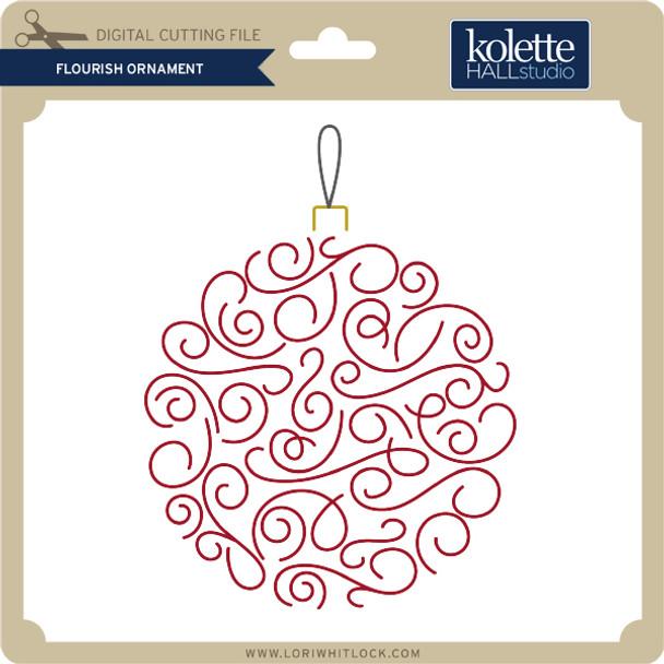 Flourish Ornament