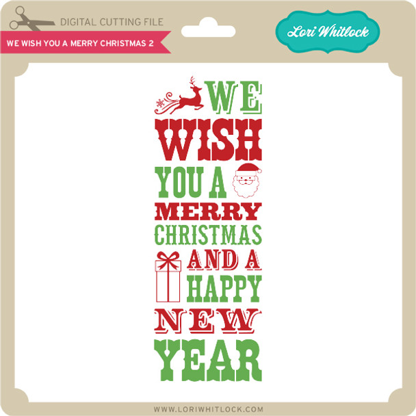 We Wish You A Merry Christmas 2