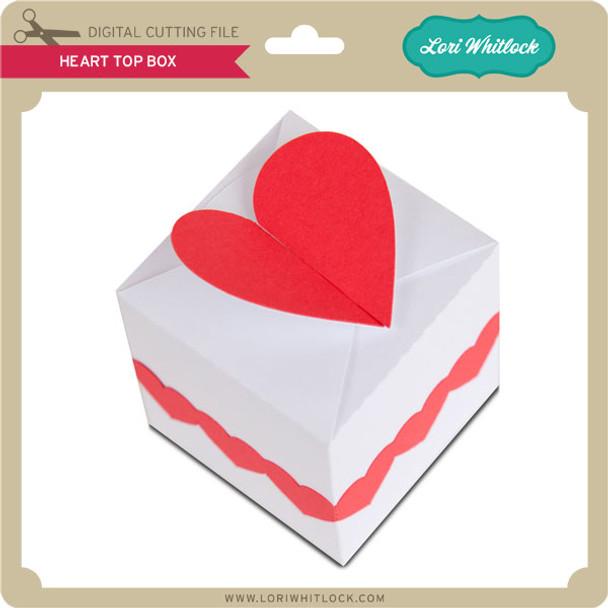 Heart Top Box