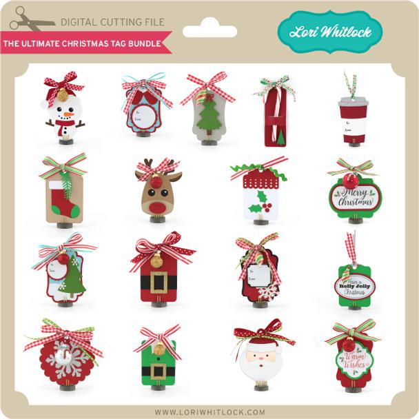 The Ultimate Christmas Tag Bundle
