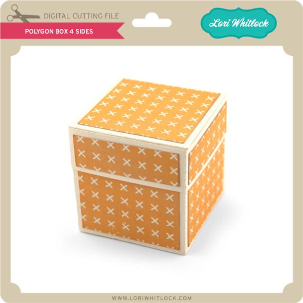 Polygon Box 4 Sides