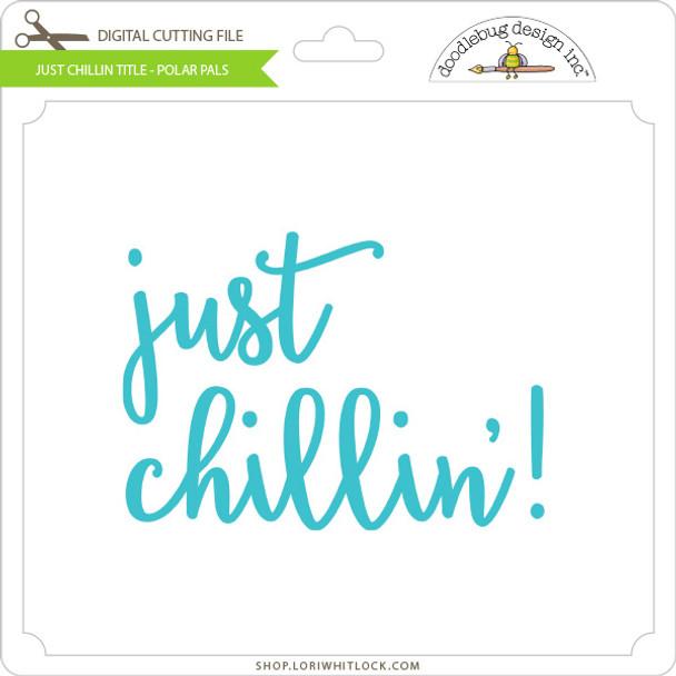 Just Chillin Title - Polar Pals
