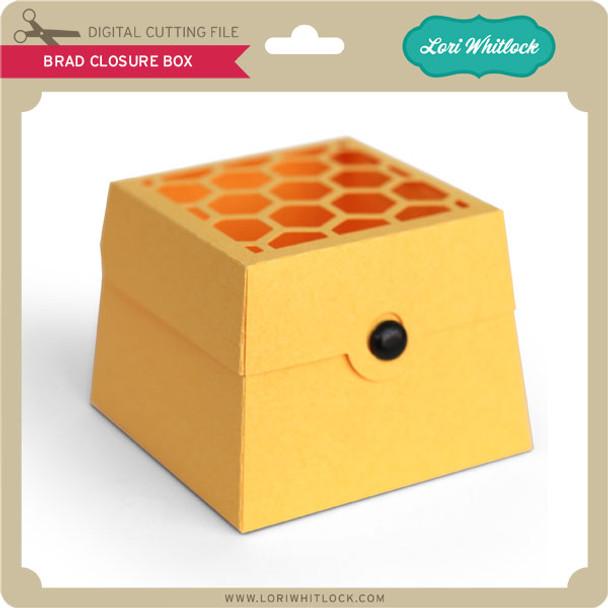 Brad Closure Box