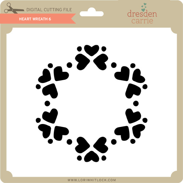Heart Wreath 6