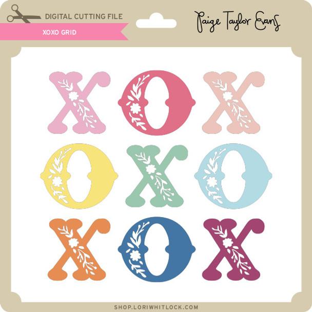 XOXO Grid