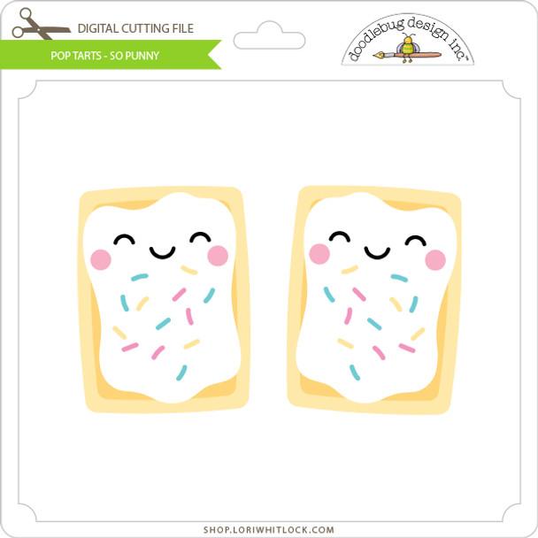 Pop Tarts - So Punny
