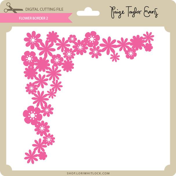 Flower Border 2