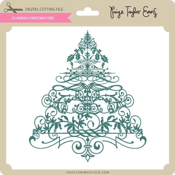 Flourish Christmas Tree