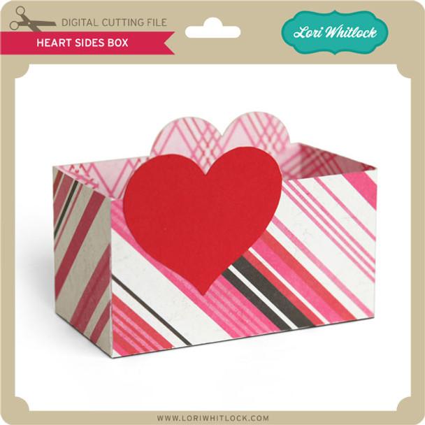 Heart Sides Box