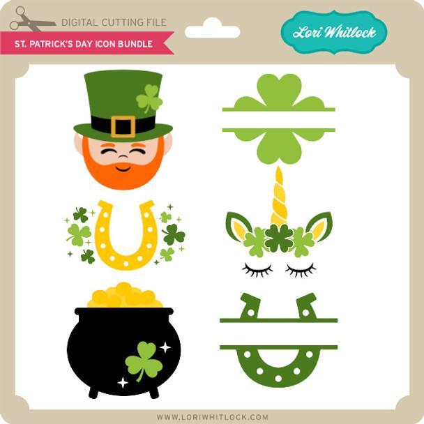 St Patrick's Day Icon Bundle