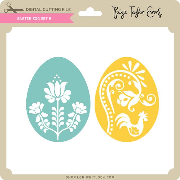 Easter Egg Set 5