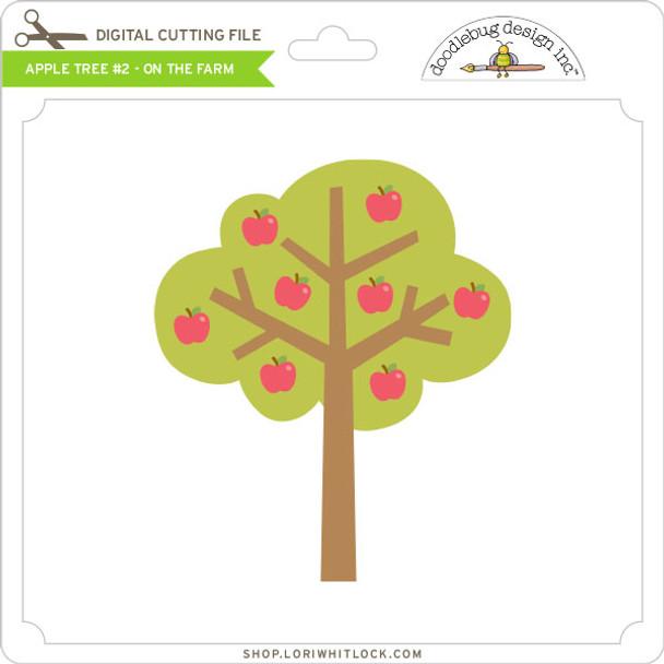 Apple Tree #2 - On the Farm