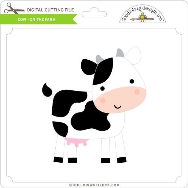 Cow - On the Farm