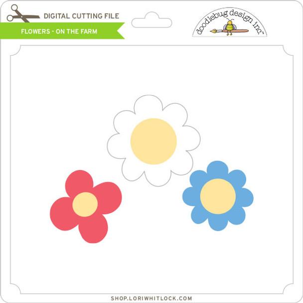 Flowers - On the Farm