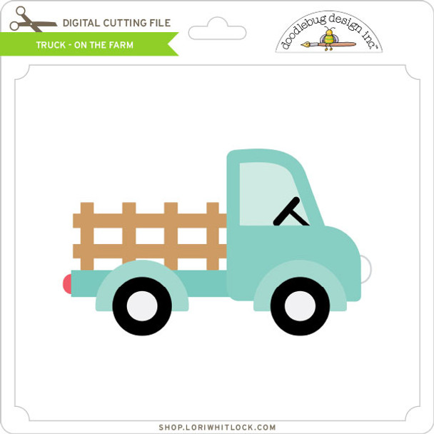 Truck - On the Farm