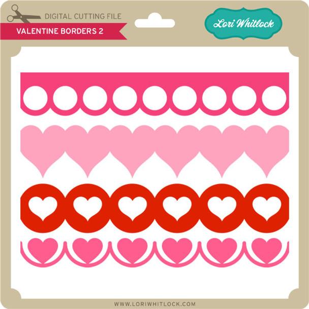 Valentines Borders 2