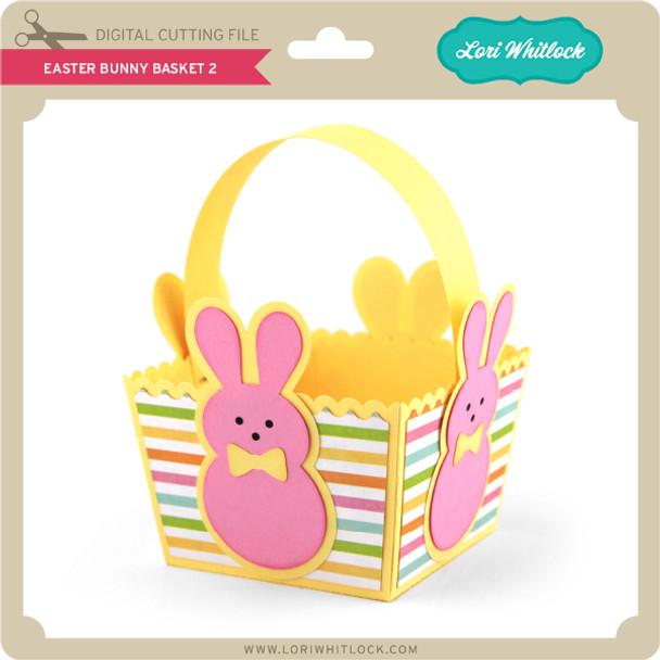 Easter Bunny Basket 2