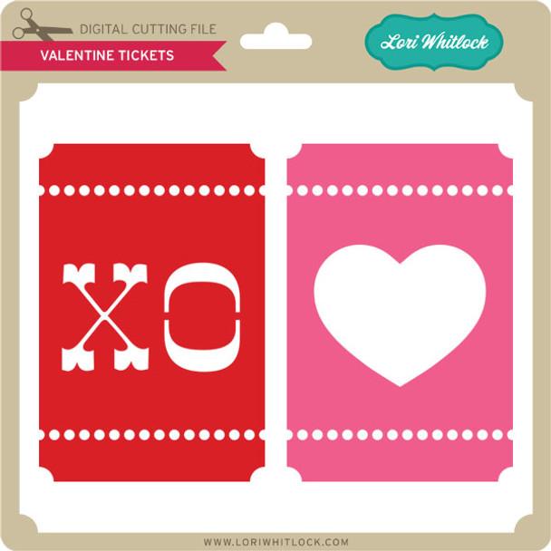 Valentine Tickets