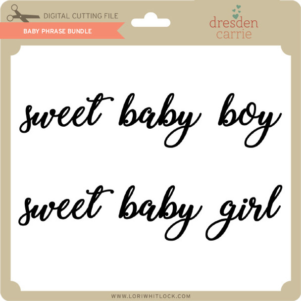 Baby Phrase Bundle