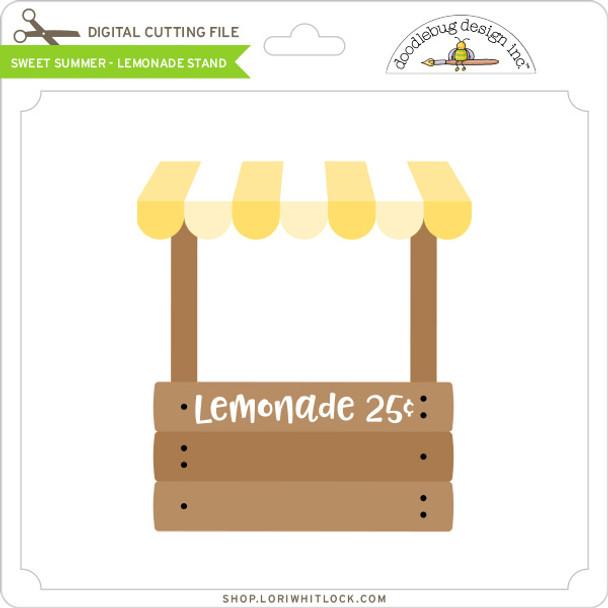 Sweet Summer - Lemonade Stand