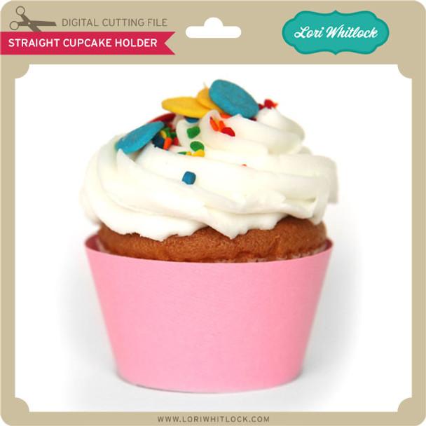 Straight Cupcake Holder