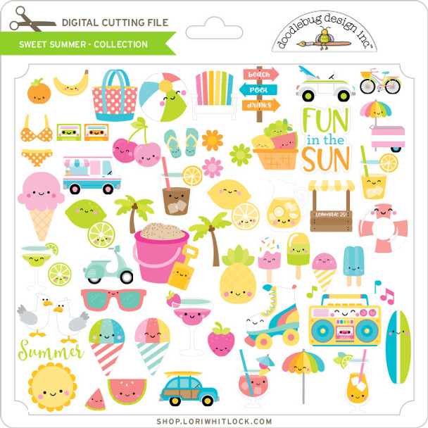 Sweet Summer - Collection