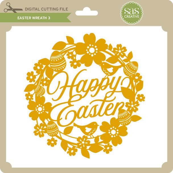 Easter Wreath 3