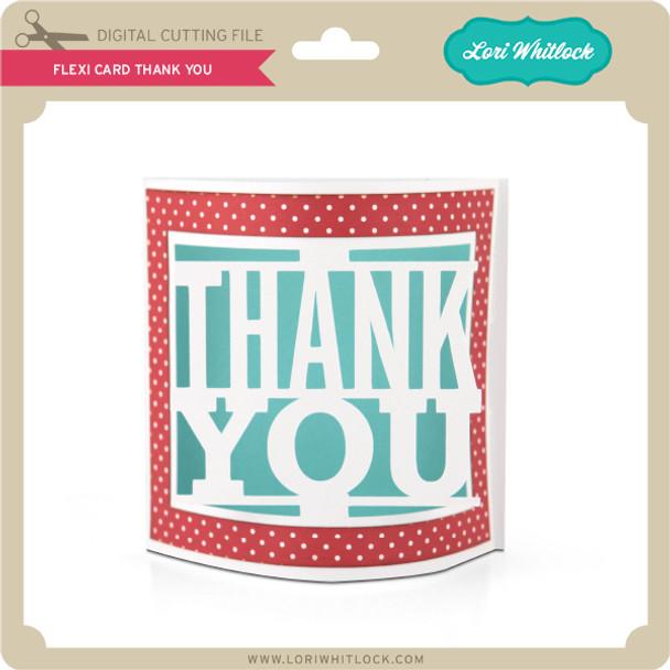 Flexi Card Thank You