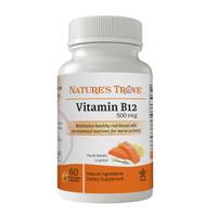 Vitamin B12 500mcg by Nature's Trove