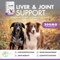 Pet Longevity SAMe 200 mg