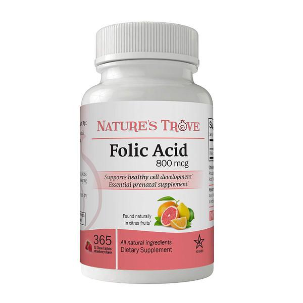Folic Acid (B9 Vitamin)