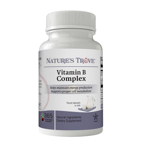 Vitamin B Complex by Nature's Trove