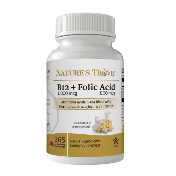 B12 with Folic Acid