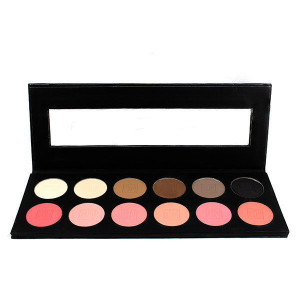 Essential Eye Shadow Palette - 12 Color