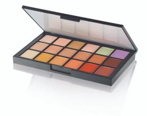 MediaPro HD Concealer & Adjuster Palette - 18 Color
