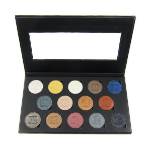 Pearl Sheen Neutral Palette - 14 Color