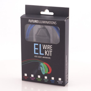 6 Foot Electroluminescent Wire Kit