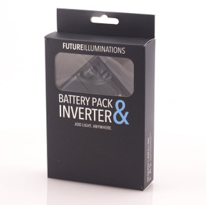9V Battery Pack (Up to 20 Feet)