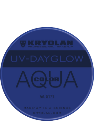 Aquacolor UV-Dayglow 8 ML
