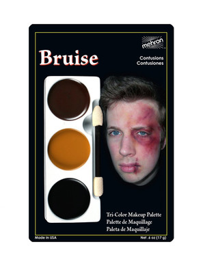 Bruise - Tri-Color Character Makeup Palette