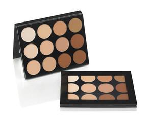 Celebré Pro-HD™ Pressed Powder Foundation 12 Color Contour/Highlight Palette