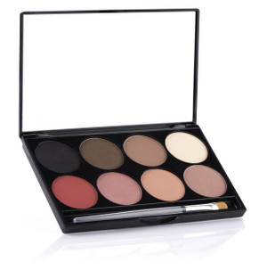 E.Y.E Powder & CHEEK Powder 8-color Palette
