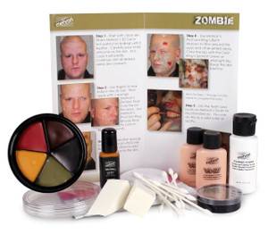 Zombie - Premium Character Makeup Kit