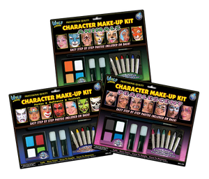 Character Makeup Kits