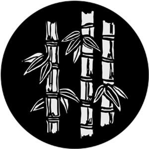 Steel Gobo - Bamboo Stems