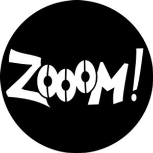 Steel Gobo - Zoom