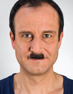 Moustache No. 1