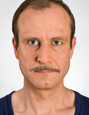 Moustache No. 3
