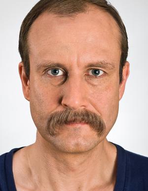 Moustache No. 4